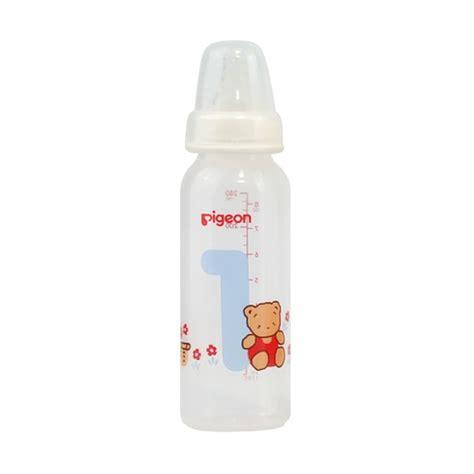 Botol Pigeon Pprp 120ml Badaki W S Type Niplle jual pigeon botol pp rp coro angka 1 w s type pr010377 240 ml harga kualitas