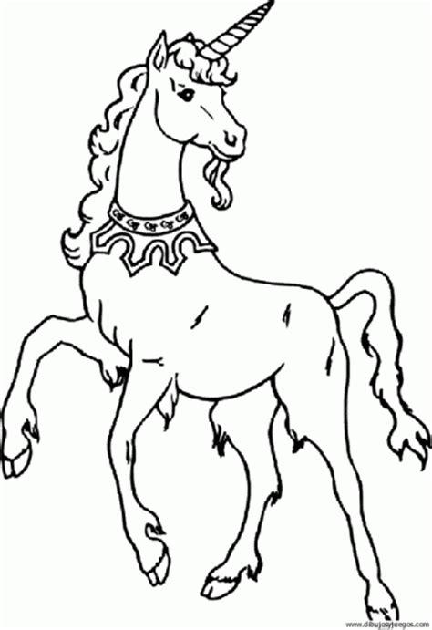 imagenes unicornios para dibujar dibujo de unicornio 003 dibujos y juegos para pintar y