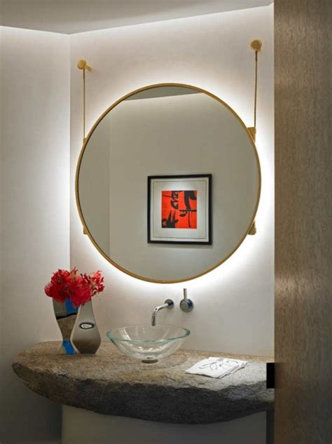 powder room mirrors 25 gorgeous powder rooms that can amaze anybody digsdigs