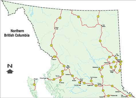 Find Bc Student Links Of Northern Columbia