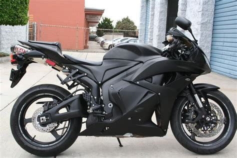 honda cbr 600 black buy 2009 honda cbr 600rr sportbike on 2040 motos