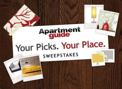 home decor sweepstakes apartment guide home decor sweepstakes 100 target gc