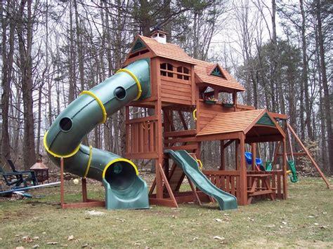 kids outdoor playsets plans big backyard lexington wood