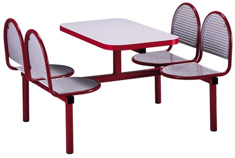 Boston Canteen Seating Unit Simply Tables Chairs Tables And Chairs