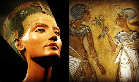 nefertiti biography facts ancient egypt female beauty throughout the ages