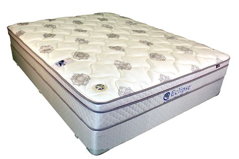 Mattress Recommended By Chiropractors by Eclipse Chiropractors Care 4000 Pillow Top Mattress