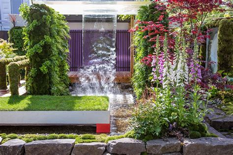 home personal universe garden at the rhs chelsea flower