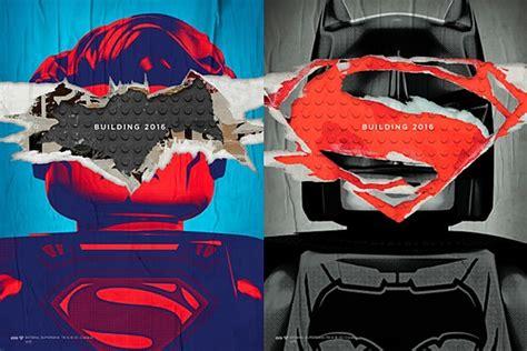 Lego Superman Vs Batman lego teases batman vs superman sets for 2016