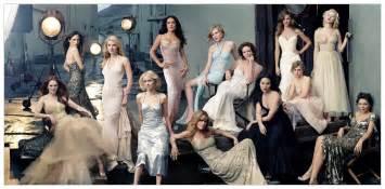 Vanity Fair Sopranos Annie Leibovitz Color Scientist