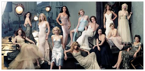 Vanity Fair Leibovitz by Leibovitz On Vanity Fair Cate Blanchett And Alison