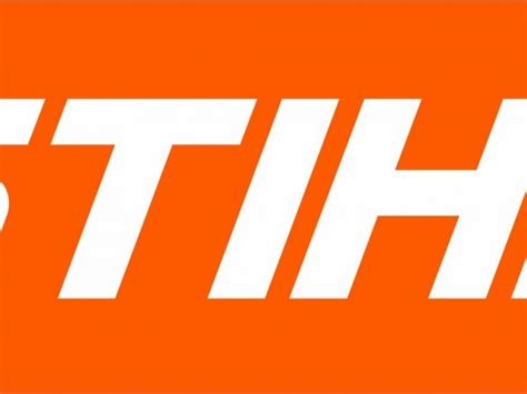 stihl logo logo brands   hd