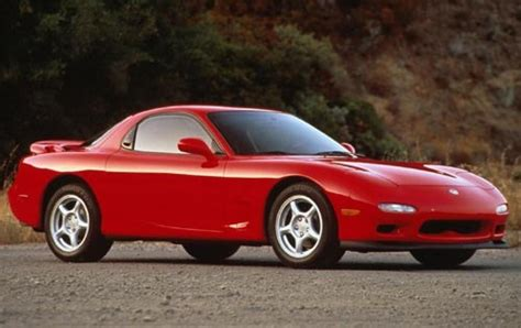 mazda rx 7 1995 mazda rx 7 information and photos zombiedrive