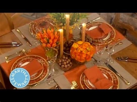 Thanksgiving Tip Make A List Or Two by How To Create Two Thanksgiving Centerpieces Thanksgiving