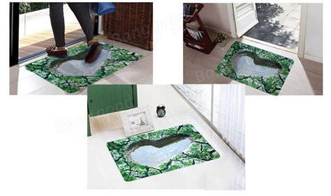 zerbini divertenti 3d ingresso zerbini sportello di gomma divertente trappola