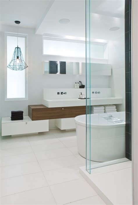canadian bathroom bathroom glass shower contemporary townhome in toronto