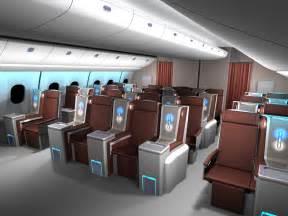 simple architecture design aircraft cabin interior design