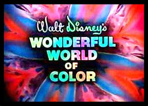 disney s wonderful world of color growing up with disney all ears 174 guest