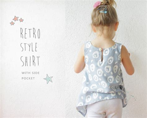 blouse pattern making tutorial pdf retro shirt pattern pdf toddler sewing tutorial by