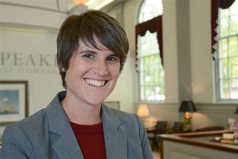 Post Mba Equity Senior Associate Vp Selby by Kristen Owen Next Leader In Banking Chesapeake Bank
