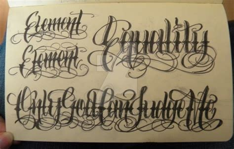moleskine lettering 3 by 12kathylees12 on deviantart