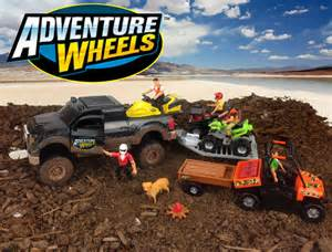 Adventure Wheels Truck Toys Tree House Adventure Wheels