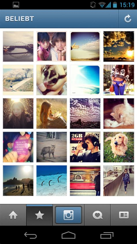 instagram app for android instagram now available for android android app reviews androidpit