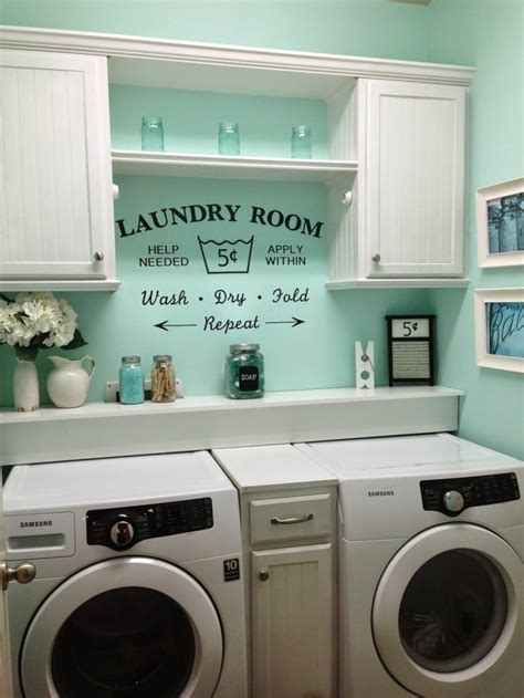 laundry room decorating ideas cuarto de lavado ideas pr 225 cticas para su organizaci 243 n