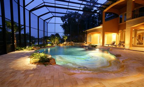 luxury swimming pool design indoor swimming pool craig bragdy design pools