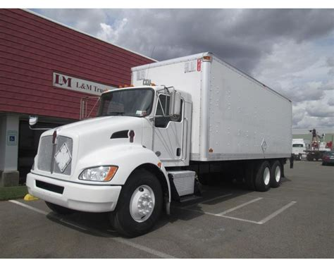 kenworth box truck 2010 kenworth t300 box truck for sale spokane