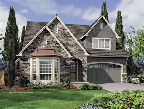 European House Plans by European House Plans Cottage House Plans