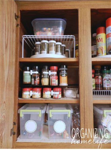 kitchen spice organization ideas best 20 spice cabinet organize ideas on small kitchen decorating ideas lazy susan
