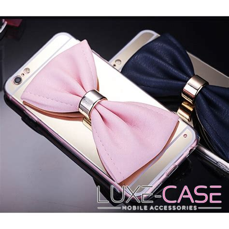 Pink Bow Iphone 6 iphone 6 cases bow me a gold iphone 6 in