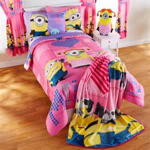 Toddler Bed Sheets Minion Minions Way 2 Bedding Comforter