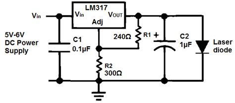 laser diode circuit design how to build a laser diode circuit