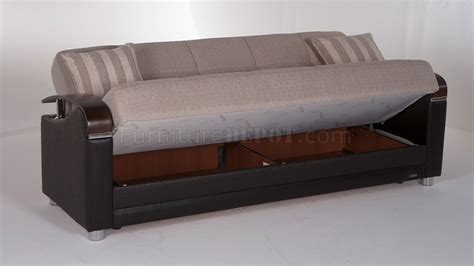 luna sofa bed luna yakut beige sofa bed by sunset w options