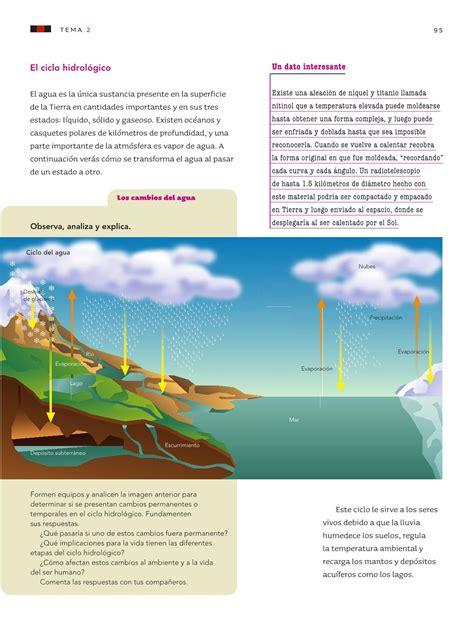 solucionario del libro sep quinto grado ciencias naturales ciencias naturales sexto grado 2016 2017 online p 225 gina