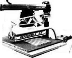 The Performax Component Drum Sander Wood Stains