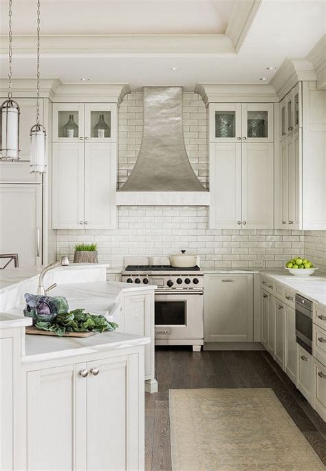 Ivory Kitchen Cabinets by 19 Antique White Kitchen Cabinets Ideas With Picture Best