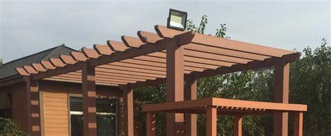 composite pergola kits composite wood pergola kits sgc synthetic grass composite
