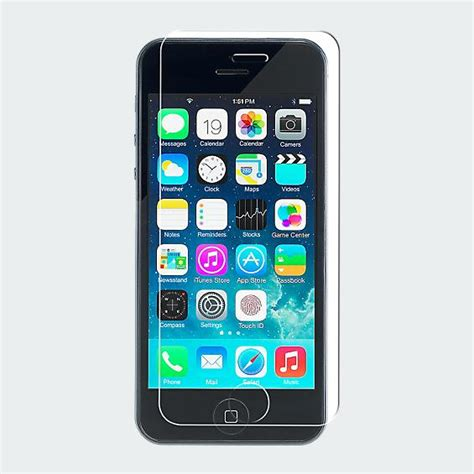 iphone 5c glass screen protector tempered glass screen protector for iphone 5 5c 5s verizon wireless