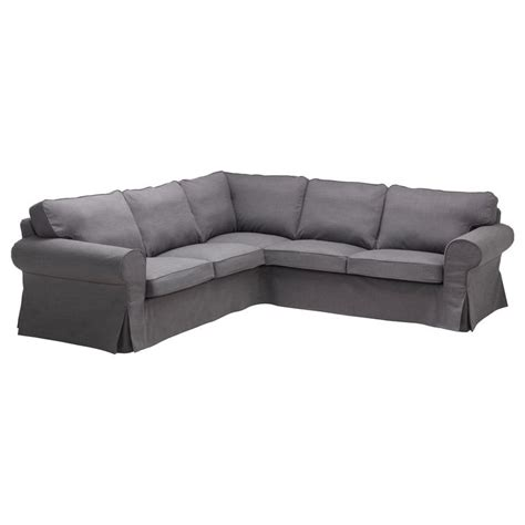 ektorp sectional sofa ektorp corner sofa 2 2 svanby gray ikea family room