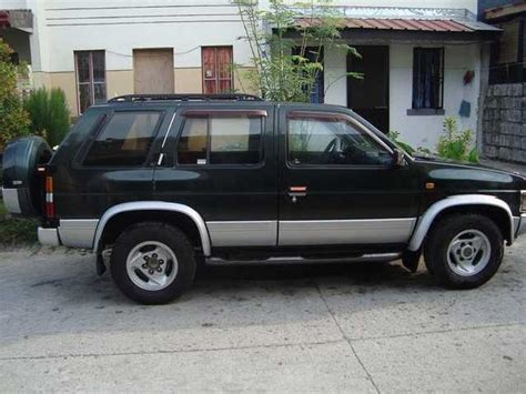 nissan terrano 1997 nissan terrano diesel new cavite mitula cars