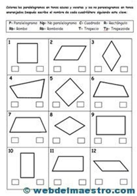 figuras geometricas cuadrilateros 17 best images about creativos on pinterest amigos