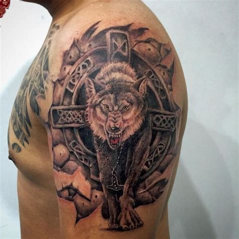 wolf tattoo meaning tattoo collections