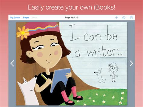 book creator 4 apps to inspire budding or struggling writers