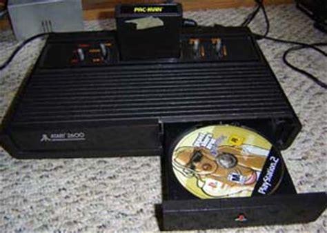 Ps2 Upgrade Disk huh an atari 2600 ps2 combo unit why web portal