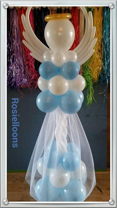 rosielloons angel balloons pinterest communion