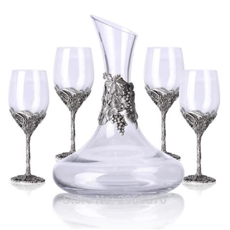 luxury wine glasses luxury wine glass set hand made artistic design