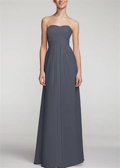 Bridesmaid Dresses 150 Dollars - the maxi style bridesmaid dress davids bridal