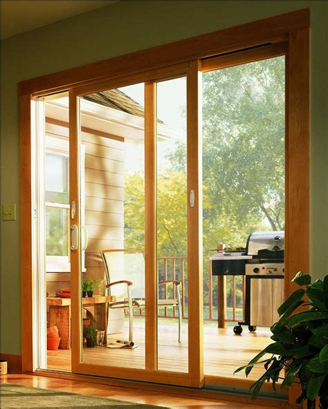 Andersen Windows Sliding Glass Doors Transcendent Andersen Narroline Patio Door Andersen Series Narroline Gliding Patio Door Reviews